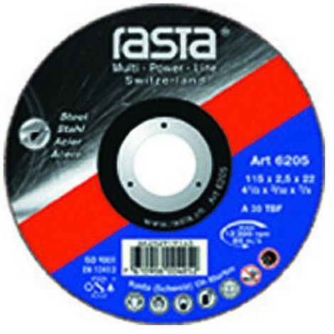 SGW Abrasives Trennscheibe 230 x 3.0mm für Stahl