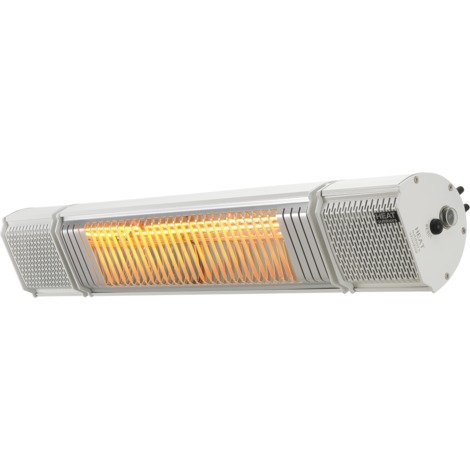 Shadow Heat and Beat 2kW Patio Heater with Bluetooth Audio and Remote Control