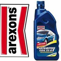 Shampo Con Cera Per Pulizia Cura Auto Moto Lavaggio Macchina Shampoo 1 Litro