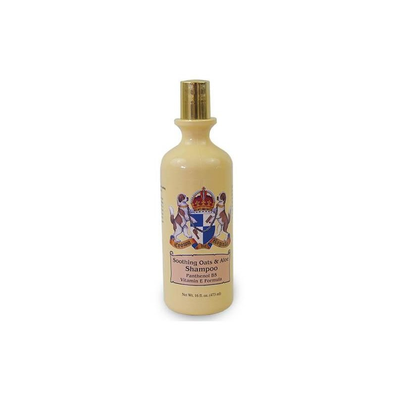SHAMPOO avoine et aloès Crown Royale