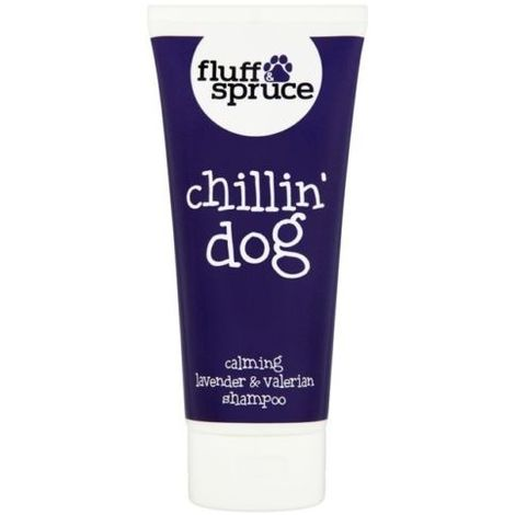 "Shampoo Dog ""Chillin' Dog"" 200ml - lavander & Valerian - Fluff & Spruce"