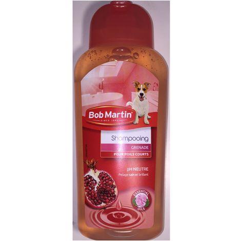 "Shampoo ""Grenade"" 250ml for Dog short hair - pH neutral - Bob Martin"