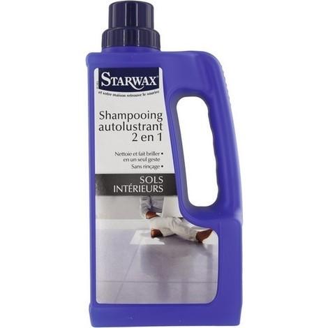 Shampooing autolustrant 2 en 1 -1 litre Starwax - D169342