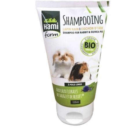 Shampooing Bio Lapin Nain & Cochon d'Inde HamiForm