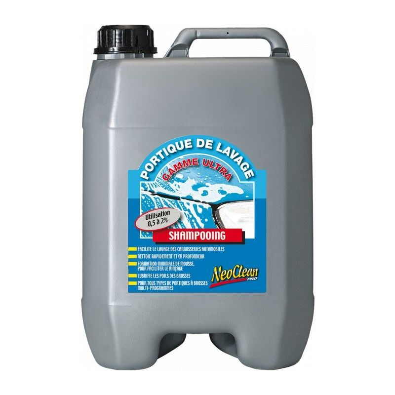 Shampooing NEOCLEAN Ultra portique lavage 20L 107.82
