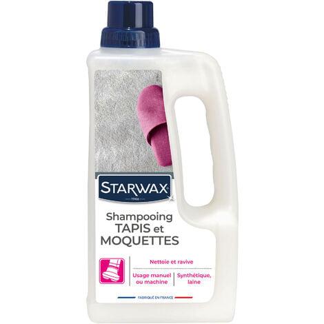 Shampooing raviveur pour tapis et moquettes 1L STARWAX