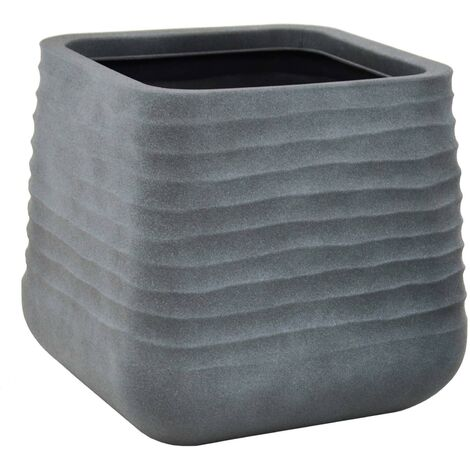 Sharifa Pot Grey XL