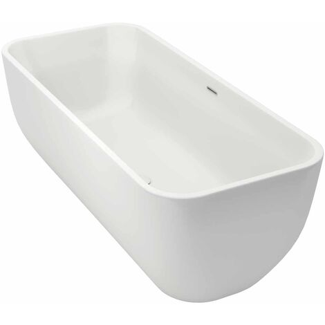 Sharm Double Ended Freestanding Bath 1700mm x 750mm