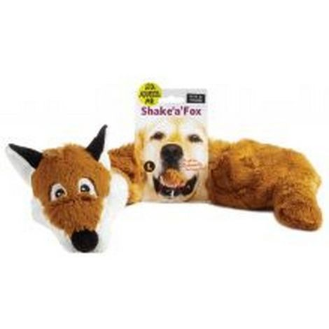 Sharples Ruff ´N´ Tumble Shake ´A´ Animal Dog Toy