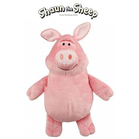 Shaun le Mouton - Cochon peluche Désignation : Peluche Cochon 24 cm Shaun the Sheep 36107
