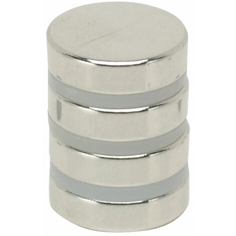 Shaw Magnets - Neodymium Disc Magnets - 15 x 4mm - Pack of 4