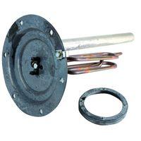 Sheathed element 2200W 230V + anode + gasket - ATLANTIC : 060187