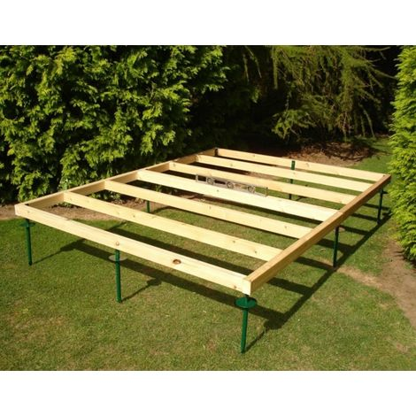 Shed Base Approx 10 x7 Feet