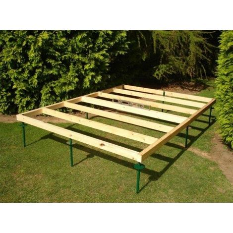 Shed Base Approx 8 x 6 Feet