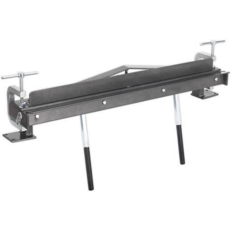 Sheet Metal Folder Vice/Bench Mounting 700mm