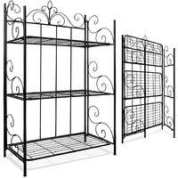 Shelf Metal Free Standing Garden Shelf