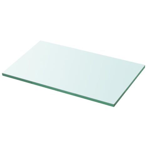 Shelf Panel Glass Clear 30x15 cm