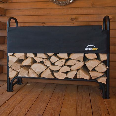 ShelterLogic 1.2m Log Rack