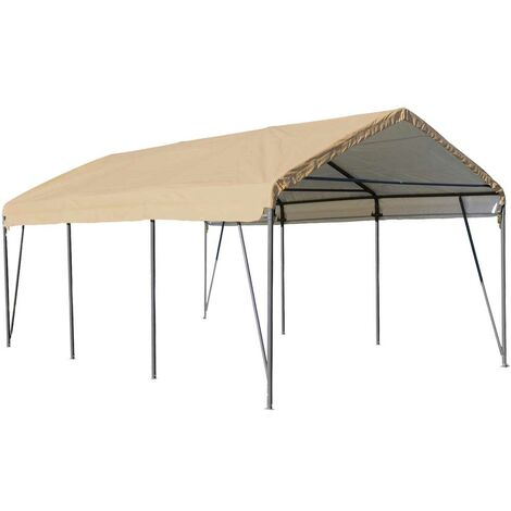 ShelterLogic Carport 370x610 cm
