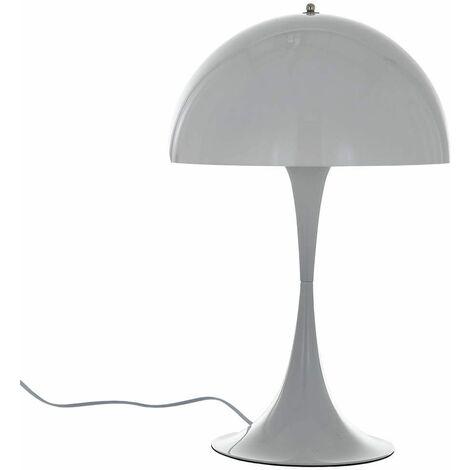 Sheridan Modern 1-Light White Desk Lamp