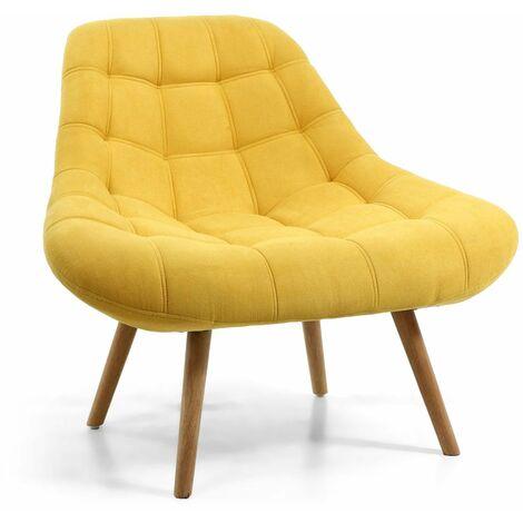 Sheritan Sunny Yellow Armchair