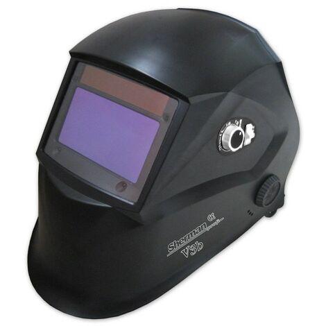 SHERMAN Automatik Schweißerschutzhelm PROFI V3B