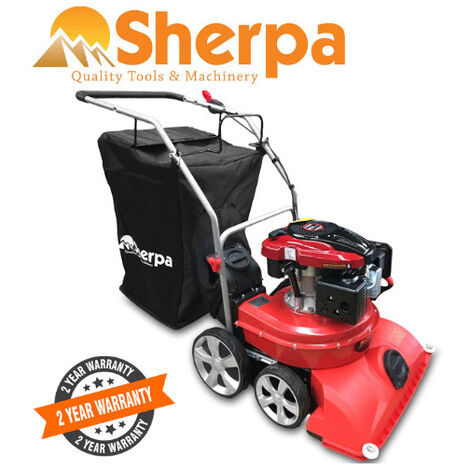 "main image of ""Sherpa Petrol Wheeled Leaf Vacuum 58cm / 159cc (without hose kit) WITH 2 YEAR WARRANTY"""