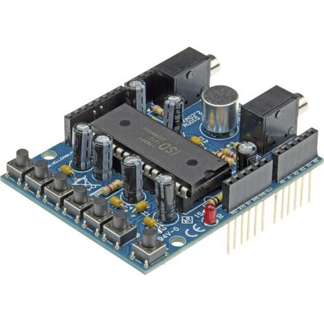 Velleman module vm191 4 Canaux IR-transmetteur