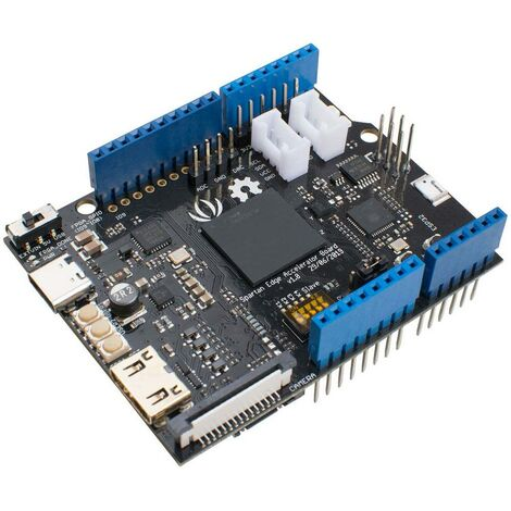 Shield CAN-Bus Seeed Studio Spartan Edge Accelerator Board 102030005 Convient pour: Arduino 1 pc(s)