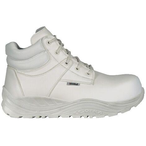 Shintai S3 CI White Safety Boots