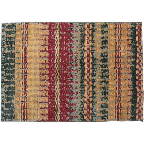 Short Pile Area Rug 160 x 230 cm Multicolour MARMARIS