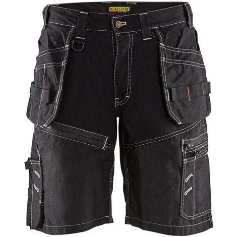 Short X1500 Noir 1502 Blaklader