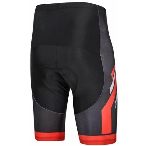 Shorts De Cyclisme De Velo De Sport, Respirant Elastique, L