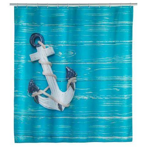 Shower curtain Aboard WENKO