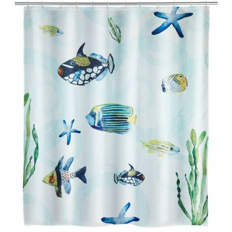 Shower curtain Aquaria WENKO
