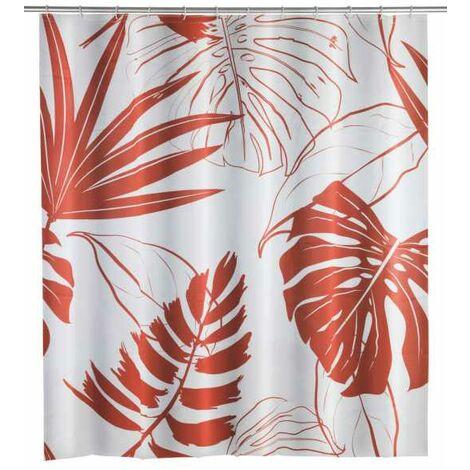 Shower curtain Brasil coral WENKO