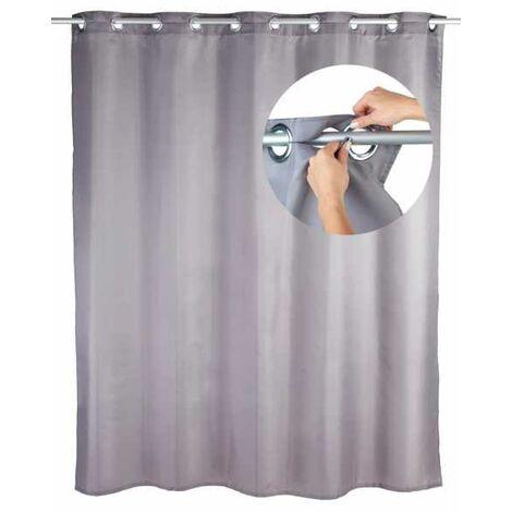 Shower curtain Comfort Flex Grey WENKO