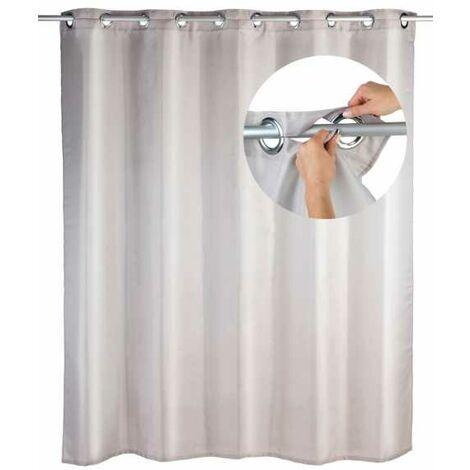 Shower curtain Comfort Flex Taupe WENKO