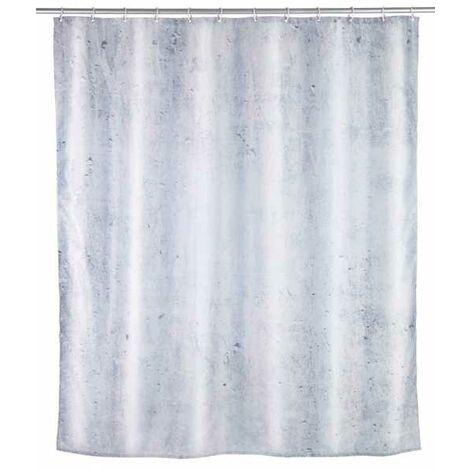Shower curtain Concrete WENKO