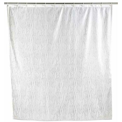 Shower curtain Deluxe White WENKO