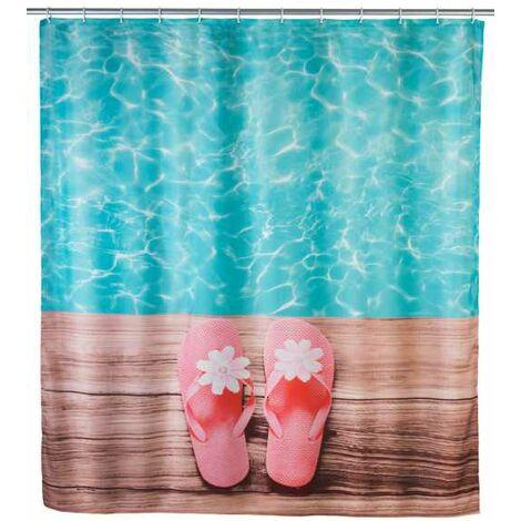 Shower curtain Hawaii WENKO