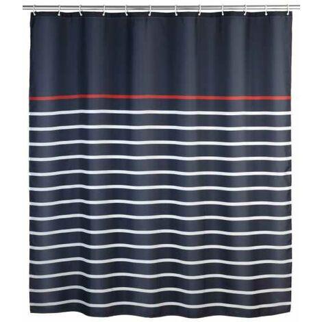 Shower curtain Marine Blue WENKO
