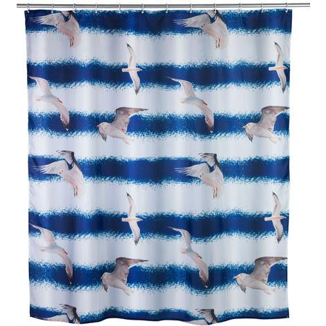 Shower curtain Seagull WENKO