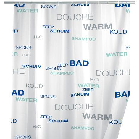 Shower curtain Water WENKO