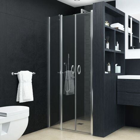 Shower Doors Clear ESG 120x185 cm