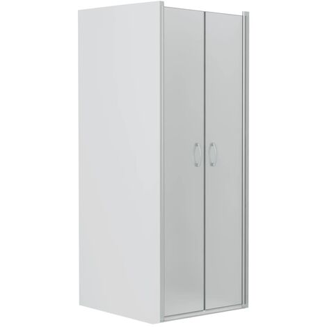 Shower Doors Frosted ESG 70x185 cm