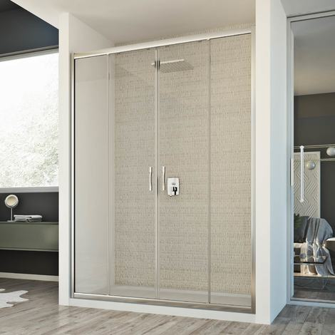 Shower Enclosure door mod. Young 2 Doors