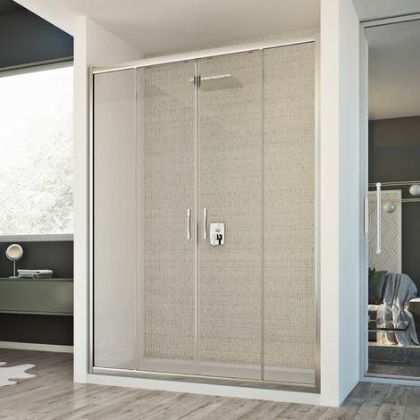 Shower Enclosure door mod. Young 2 Doors