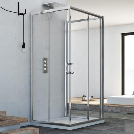 Shower enclosure mod. Junior Trio