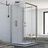 Shower enclosure mod. Junior Trio